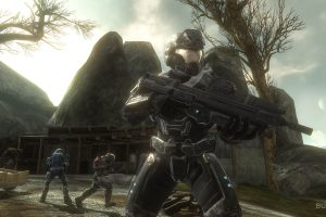 halo reach wallpapers