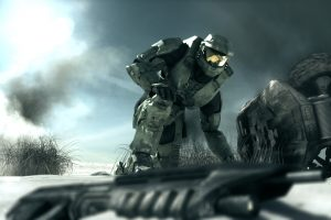 halo wallpaper A9