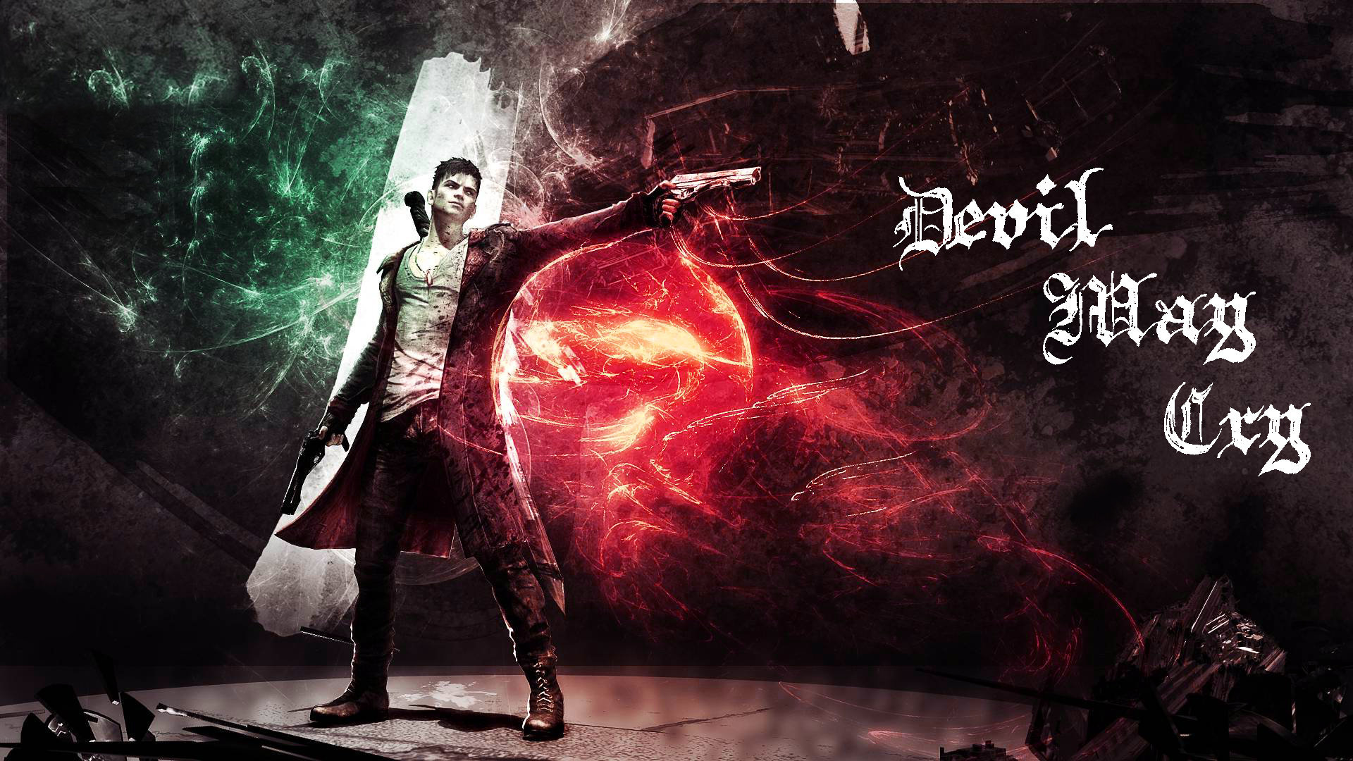 hd devil may cry wallpaper