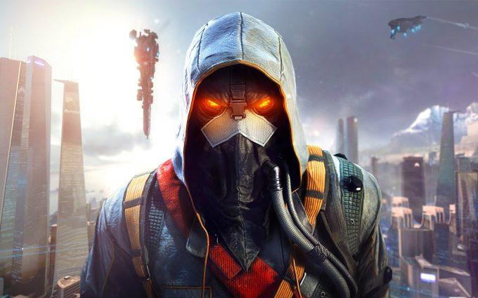 killzone shadow fall 1080p