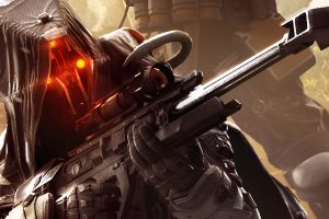 killzone shadow fall wallpaper free