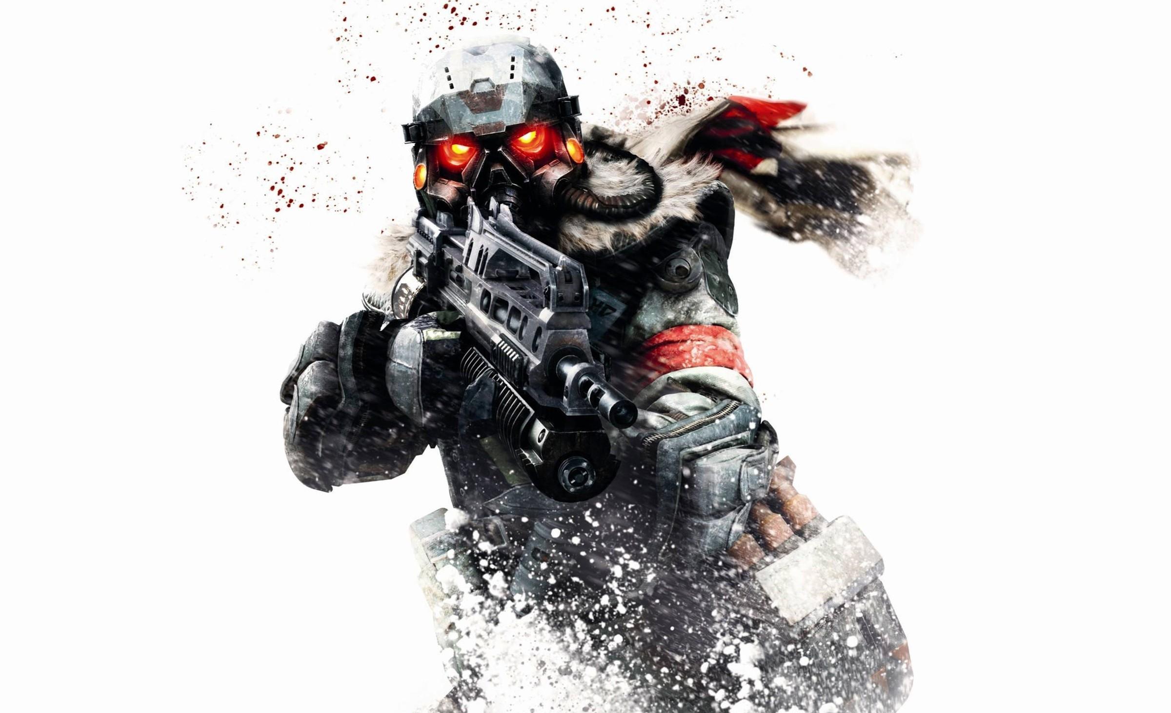 killzone wallpaper game