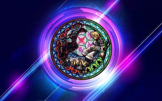 kingdom heart wallpaper