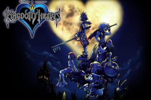 kingdom hearts background 1080p