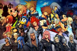kingdom hearts background A1
