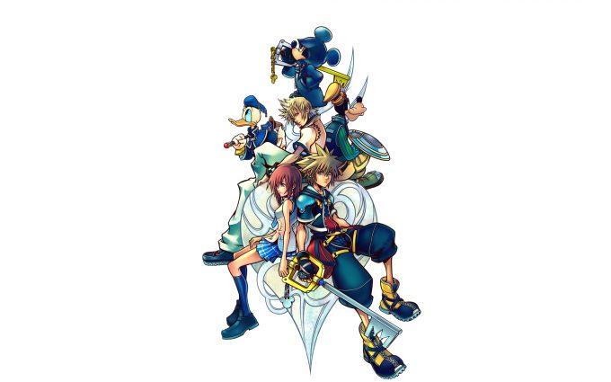kingdom hearts background A3