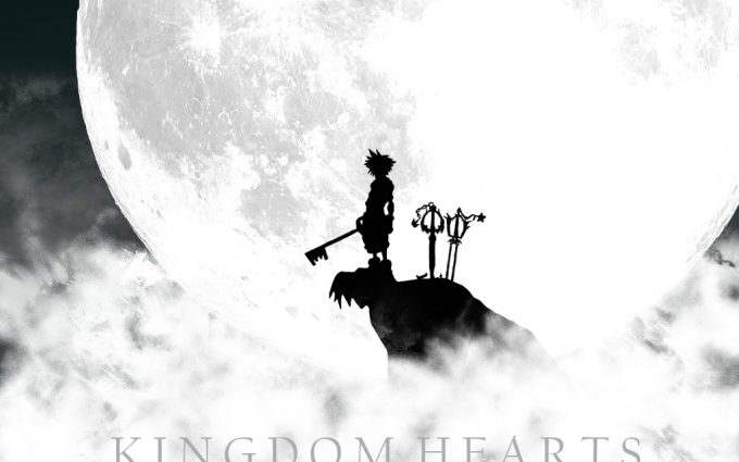 kingdom hearts backgrounds
