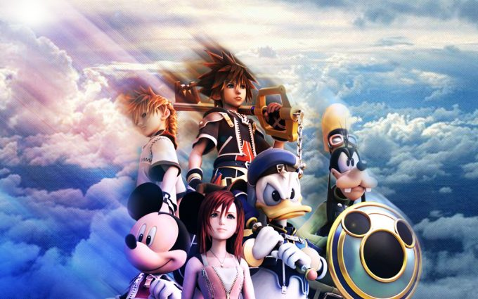 kingdom hearts pictures