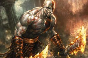 kratos HD images
