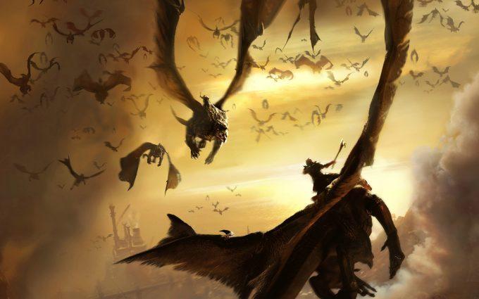 lair dragons game