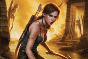 lara croft tomb raider hd