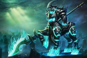league of legends game A5