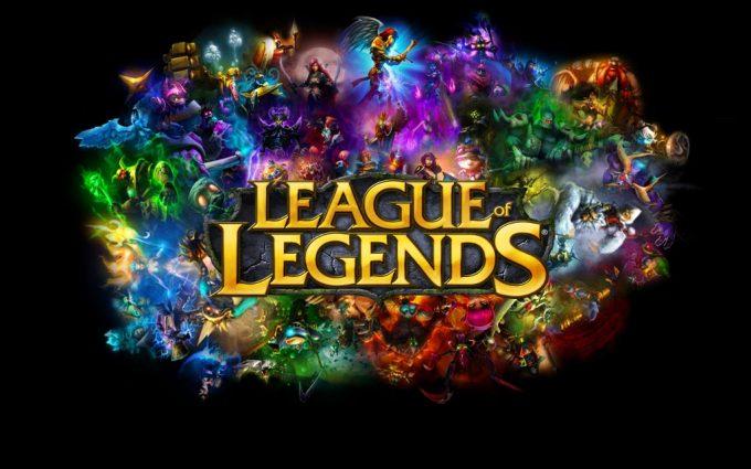 league of legends hd A