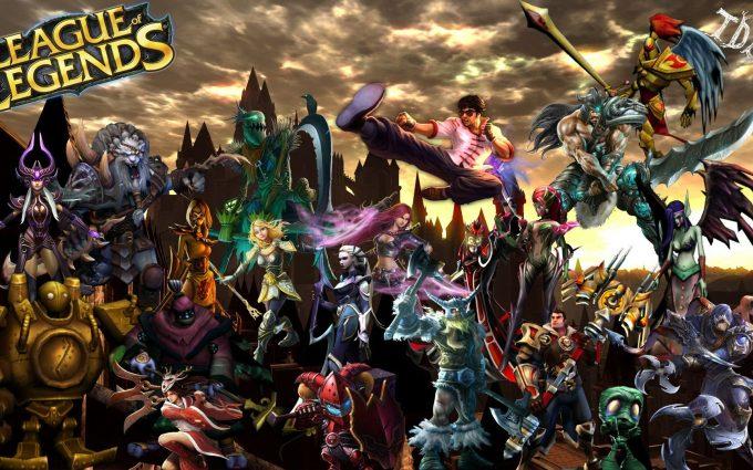 league of legends hd A1