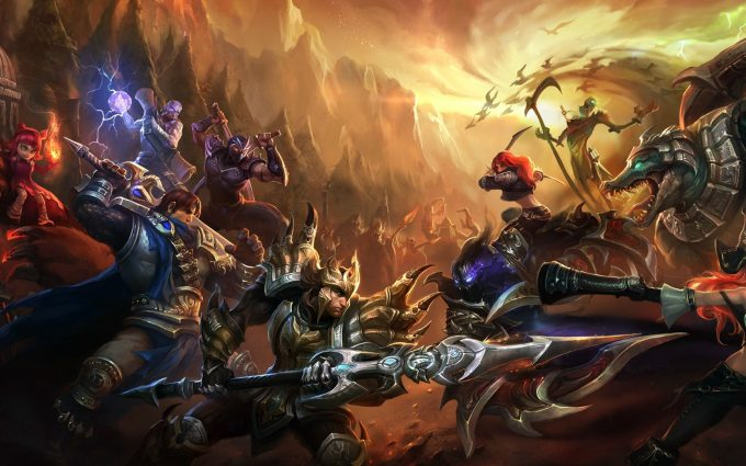 league of legends hd A2