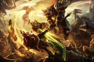 league of legends hd A3