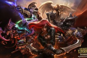 league of legends hd A5