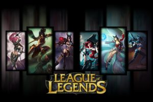 league of legends wallpaper A1