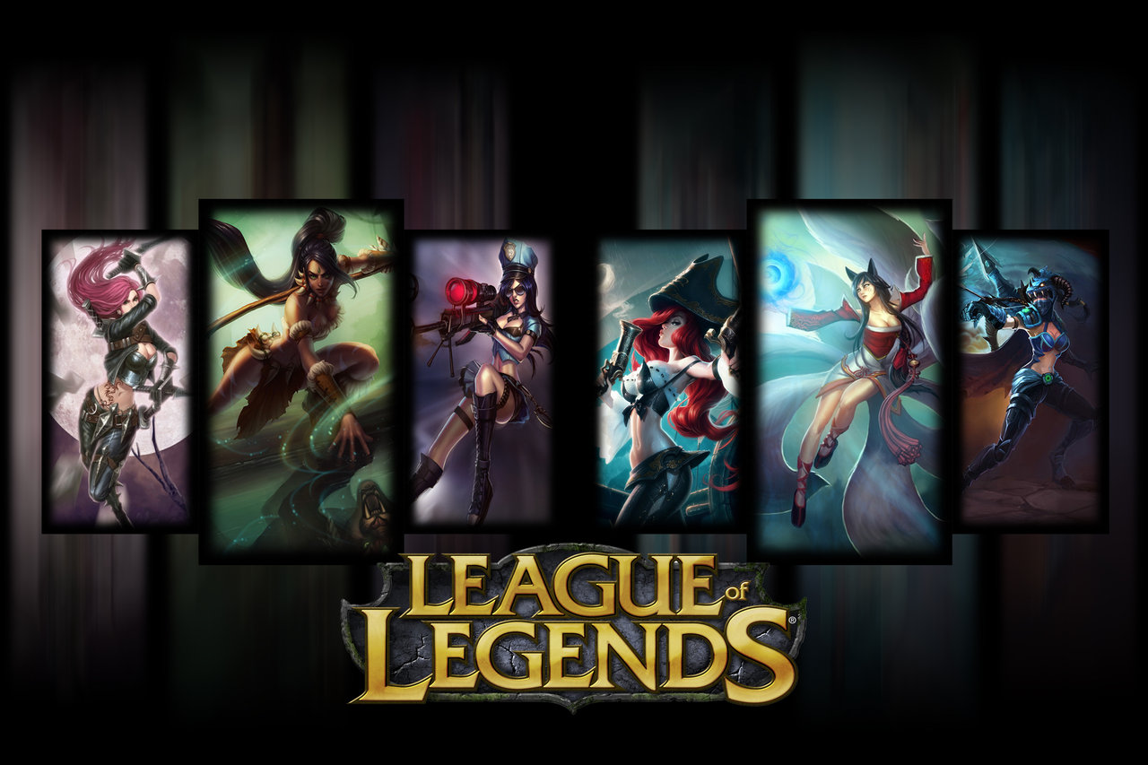 League of legends heroes with pictures pornos picture