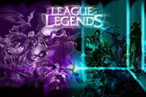 league of legends wallpaper A2