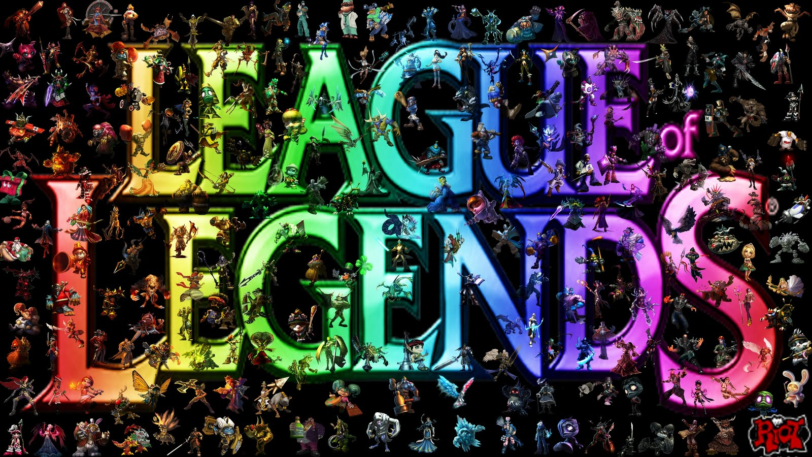league of legends wallpaper A3