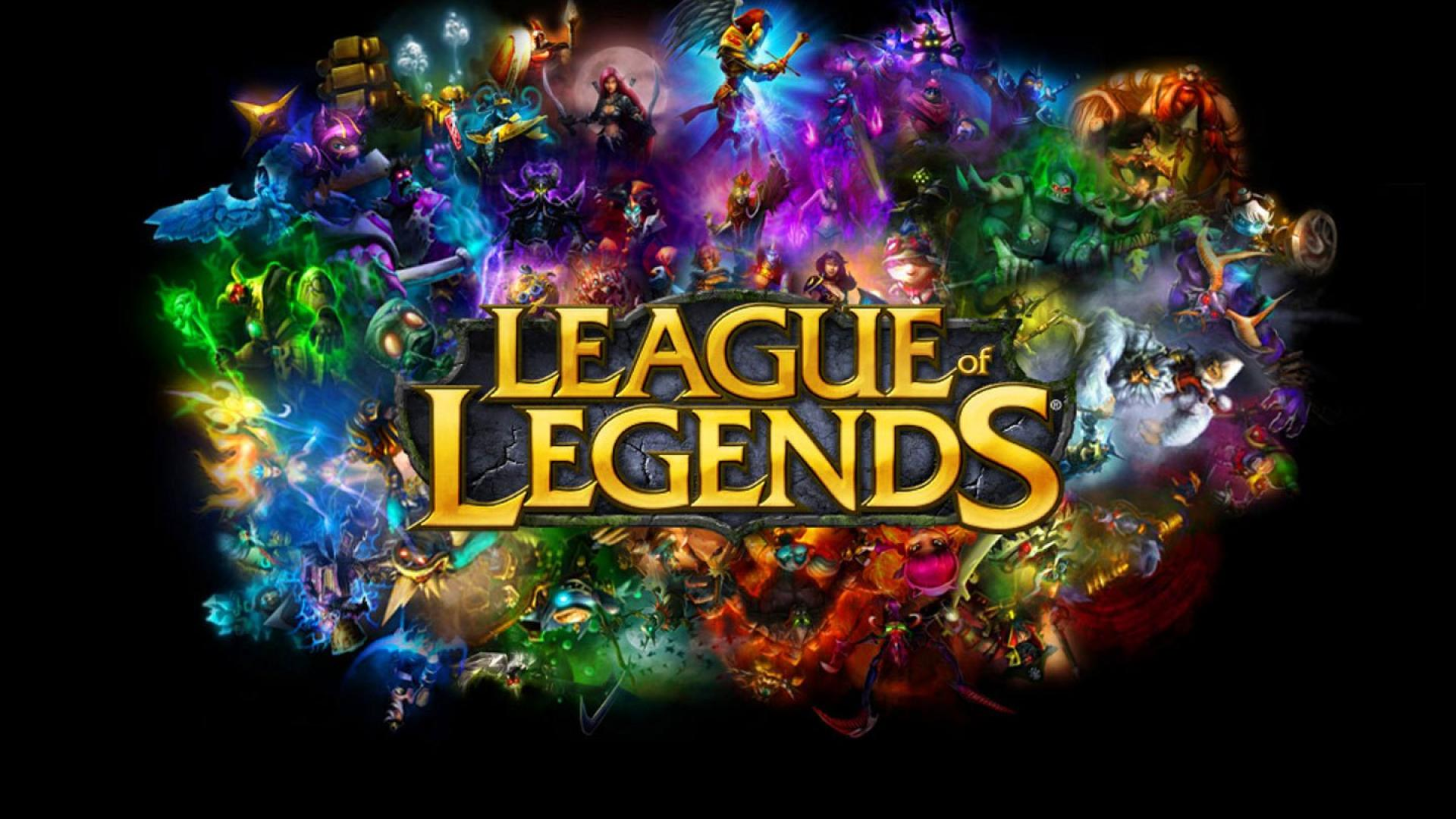 league of legends wallpaper A4