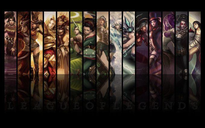 league of legends wallpapers
