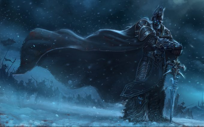 lich king wow