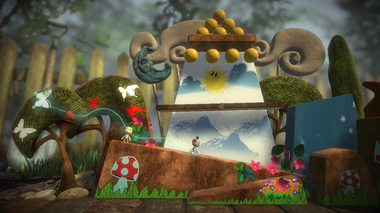little big planet backgrounds A2