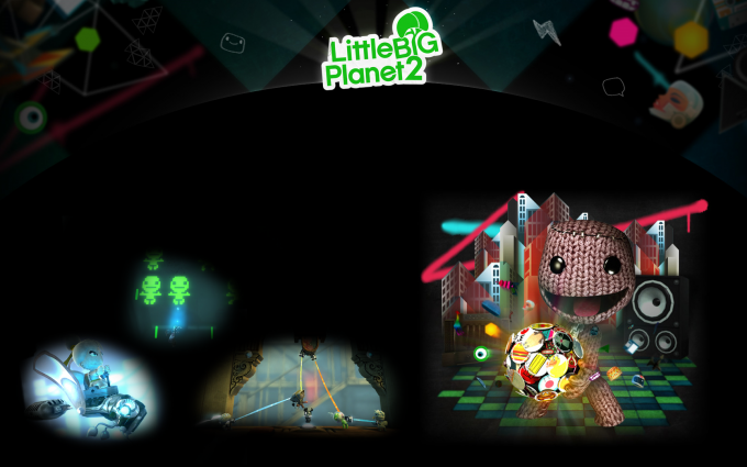 little big planet backgrounds A3