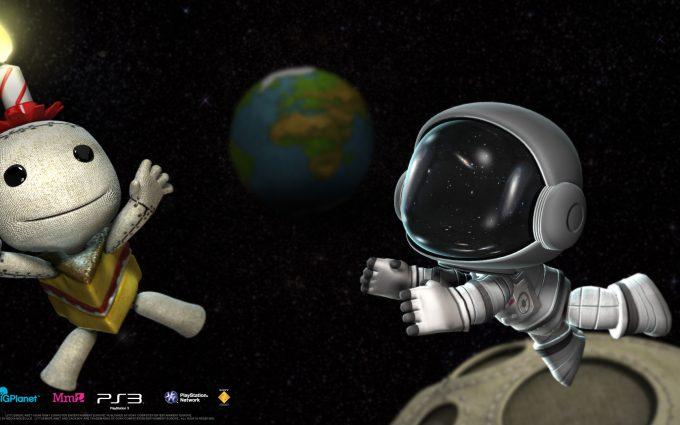 little big planet wallpaper A1
