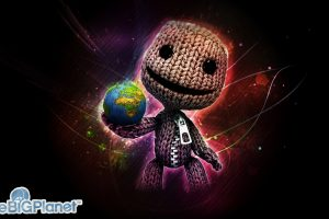 little big planet wallpaper A2