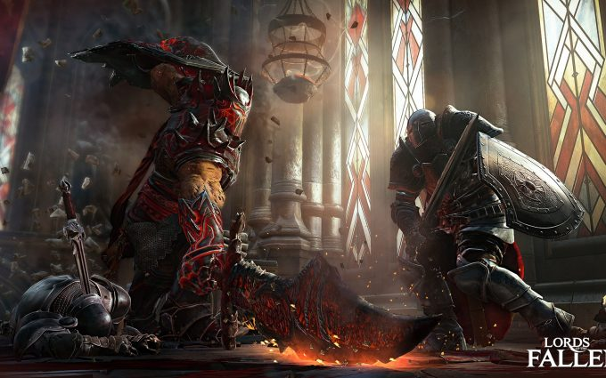 lords of the fallen A1
