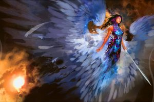 magic the gathering angel