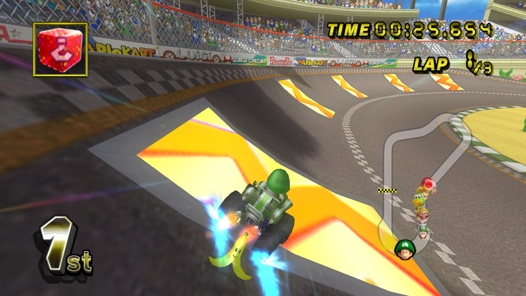 Mario Kart 8 Screenshots A2 Hd Desktop Wallpapers 4k Hd