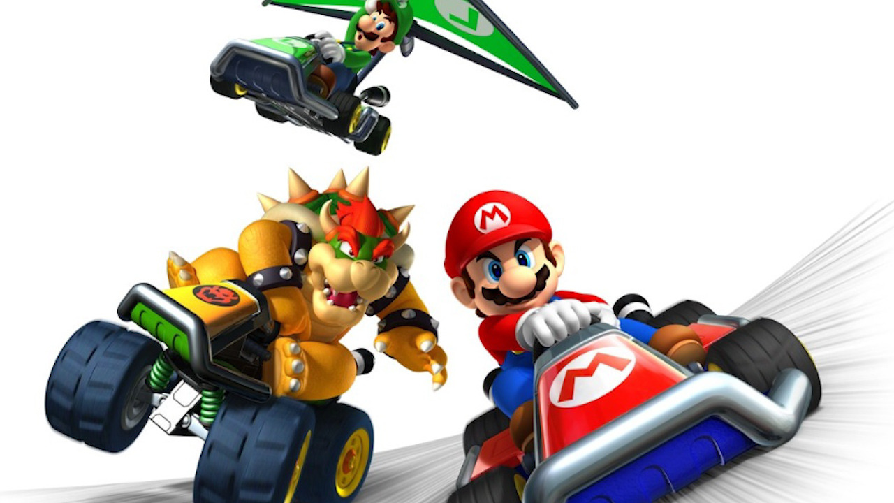 Mario Kart 8 Background: Mario Kart 8 Wallpaper A12 - HD Desktop Wallpapers