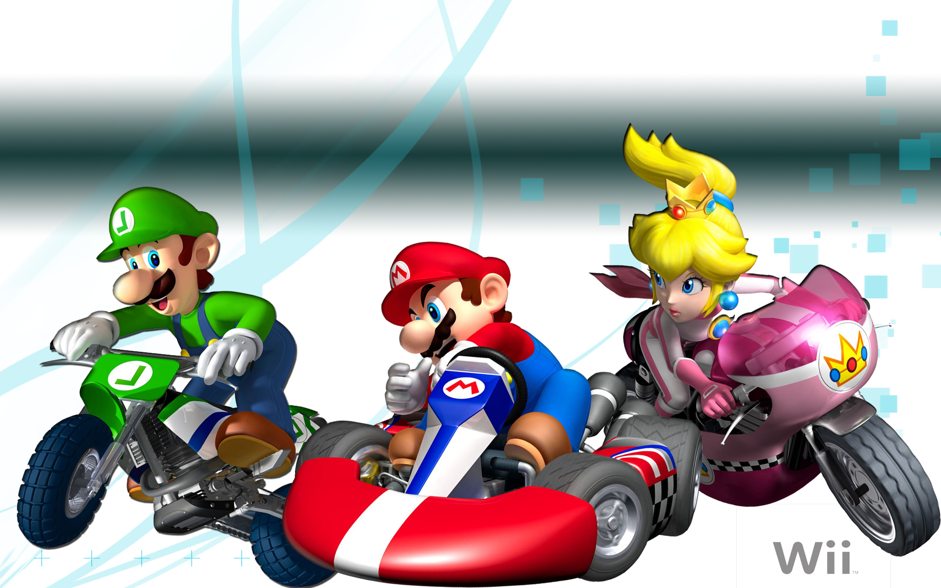 Mario Kart 8 Background: Mario Kart 8 Wallpaper A4 - HD Desktop Wallpapers