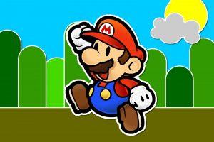 mario wallpaper game