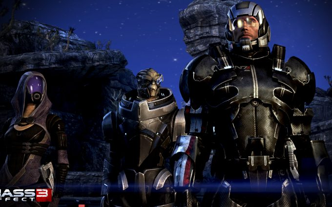 mass effect hd collection