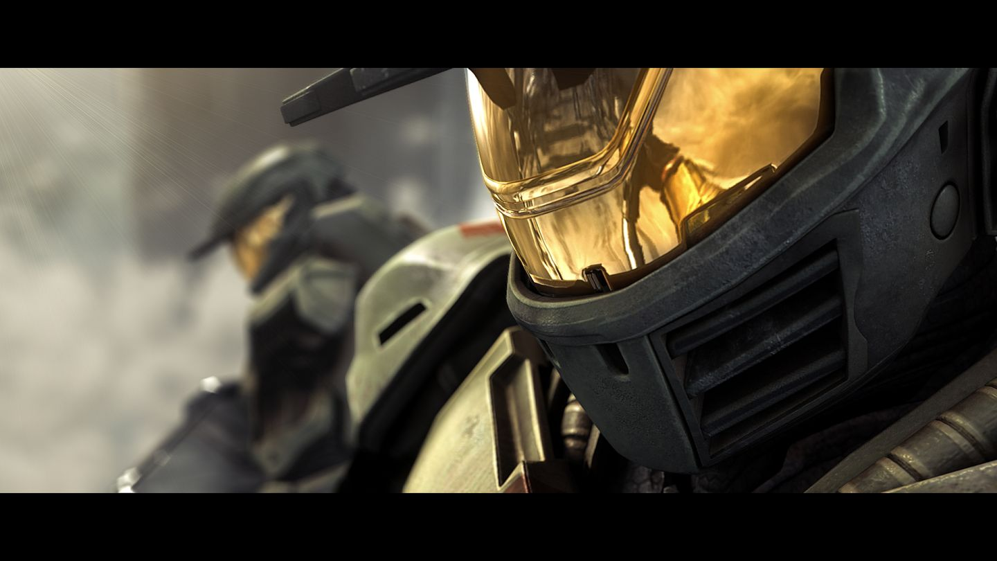 master chief face