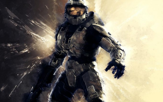 master chief wallpaper A1