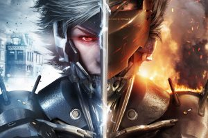 metal gear rising A3