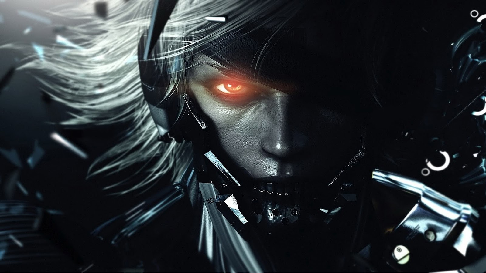 metal gear rising backgrounds A1