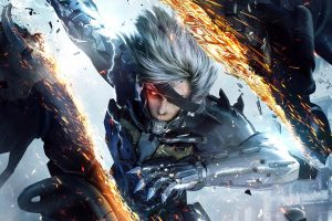 metal gear rising revengeance A1