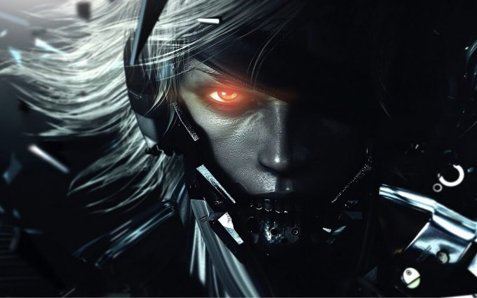metal gear rising revengeance HD