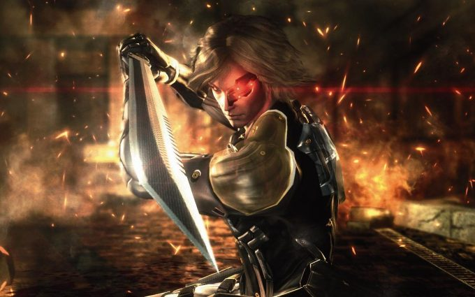 metal gear rising wallpaper A1