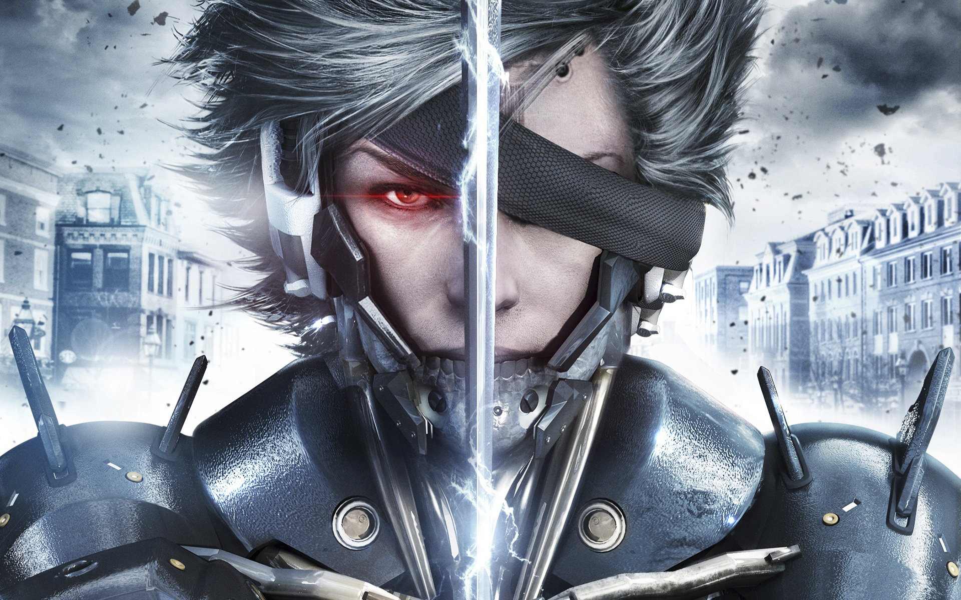 metal gear rising wallpaper A2