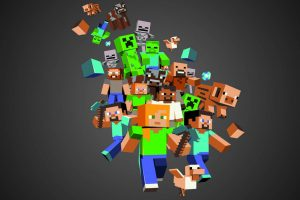 minecraft wallpaper hd A10