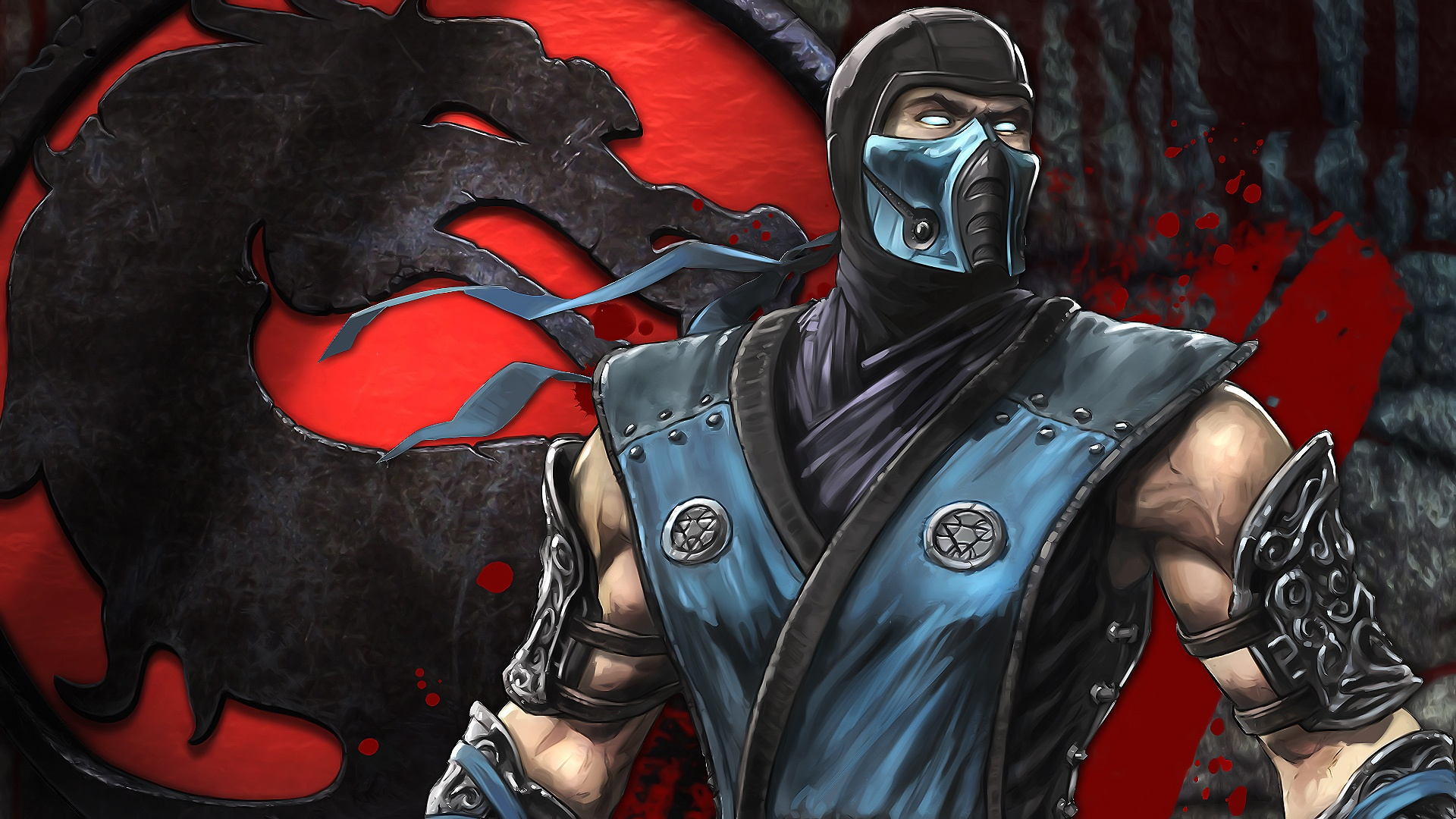 mortal kombat background A1