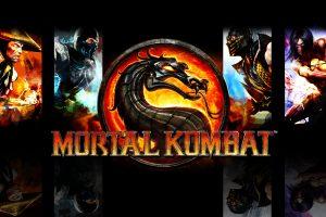 mortal kombat logo A3